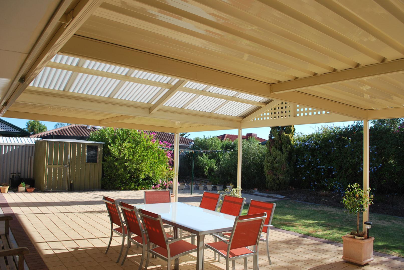 Unity home improvements verandahs - Veranda decoratie ...